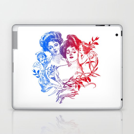 Little Whispers Laptop & iPad Skin