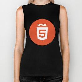 HTML (HTML5) Biker Tank