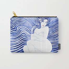 Water Nymph XLII Carry-All Pouch