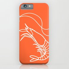 Orange Shrimp Slim Case iPhone 6s