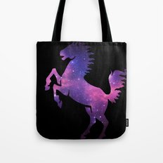 SPACE HORSE Tote Bag