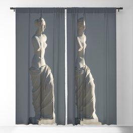 Venus de Milo Statue  Blackout Curtain