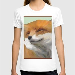 Smiling Fox T-shirt