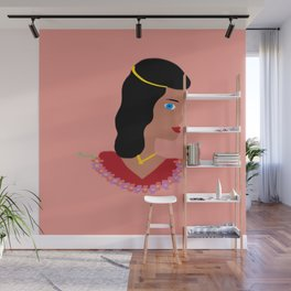 Goddess Wall Mural
