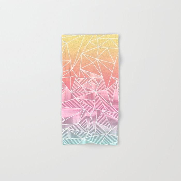 Beeniks Rays Hand & Bath Towel