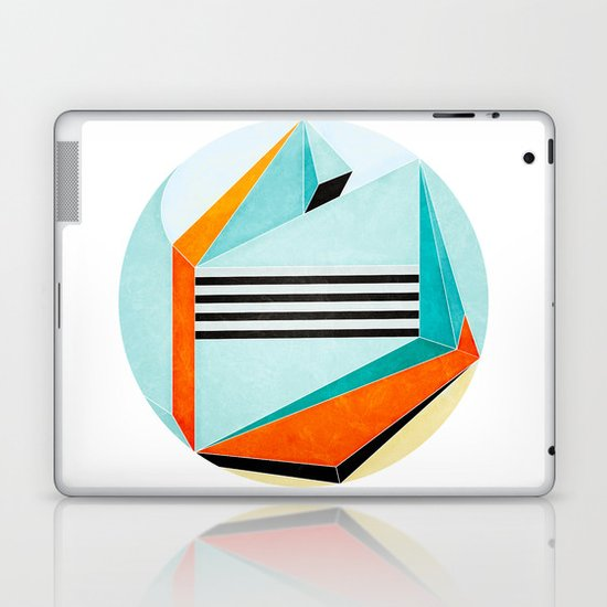 Stand Between and Listen Laptop & iPad Skin
