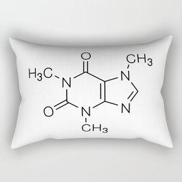 Caffeine Rectangular Pillow