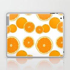 Winter orange Laptop & iPad Skin