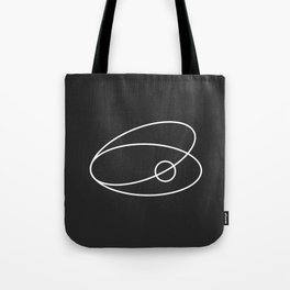 The sand makes the pearl. (Oyster) Tote Bag