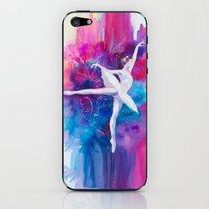 Ballerina iPhone & iPod Skin