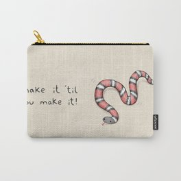 Snake It Carry-All Pouch