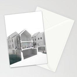 Flood Resilient High Street - Par Docks Stationery Cards