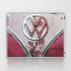 Pink Rusty VW Laptop & iPad Skin