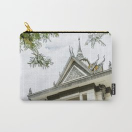 Killing Fields Stupa, Cambodia Carry-All Pouch