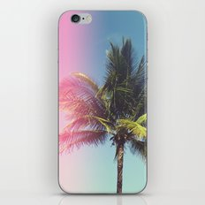 Tropical Palm Trees iPhone & iPod Skin