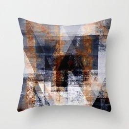 Spitzbergen VI Throw Pillow