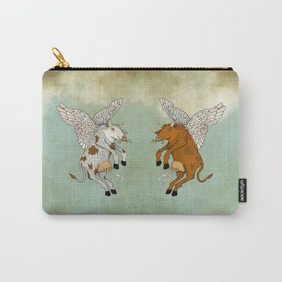 Las vacas voladoras - El día que Carry-All Pouch