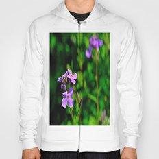Springing Purple Hoody