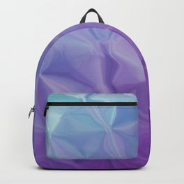 Abstract painting color texture Backpack