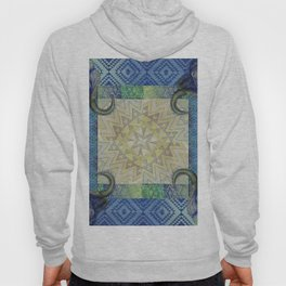 Blue Buffalo Roaming Round Hoody