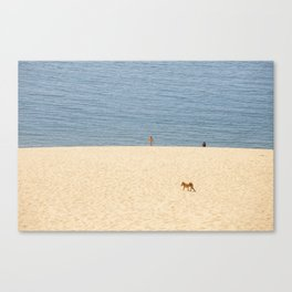 Down by the bay Canvas Print