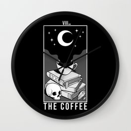 The Coffee Wall Clock