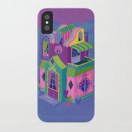 Balcony House iPhone Case