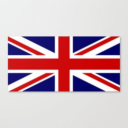Union Jack Canvas Print