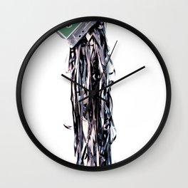 leakage Wall Clock