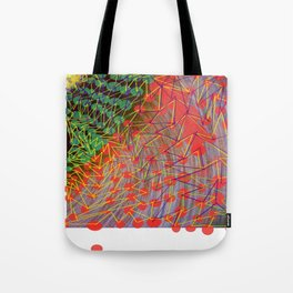 Christmas Pleff Tote Bag