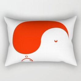 Yule Yang  Rectangular Pillow