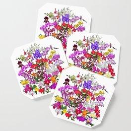 A celebration of orchids Coaster
