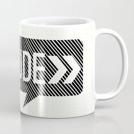 Dude* Coffee Mug