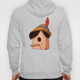 Woodpecker´s house Hoody