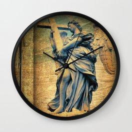 Angel I Wall Clock