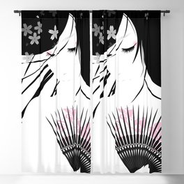 Asian Obsession Blackout Curtain