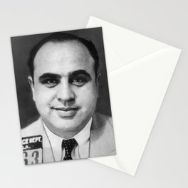 Al Capone - The Original American Gangster Stationery Cards