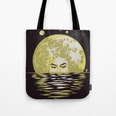 Miss Moonlight Tote Bag