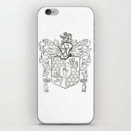 Swormanship Coat of Arms iPhone Skin