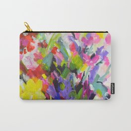 Garden Melody Carry-All Pouch