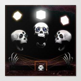 Dark Summoners Canvas Print