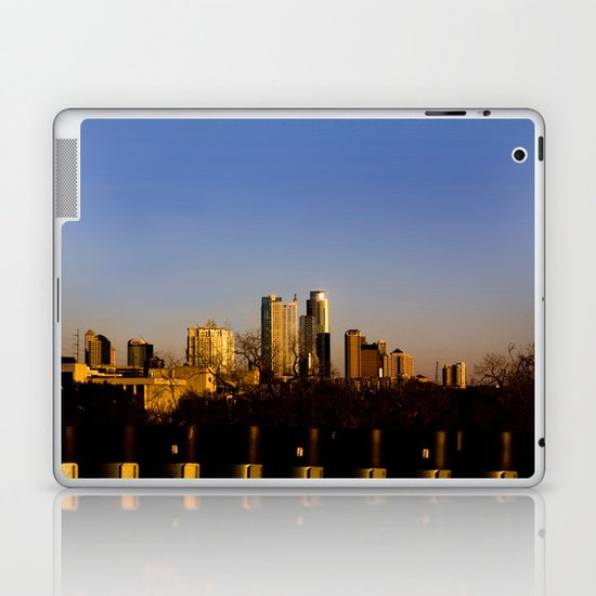 Austin Skyline Laptop & iPad Skin
