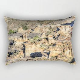 Montana Badlands Rectangular Pillow