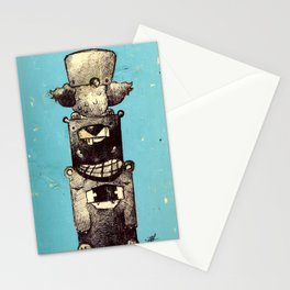 The Trinity Revisited Stationery Cards