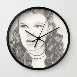 judy garland Wall Clock