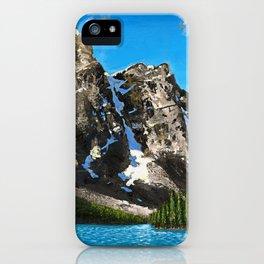 Canadian Vista  iPhone Case