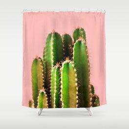 It's Cactus Time Shower Curtain