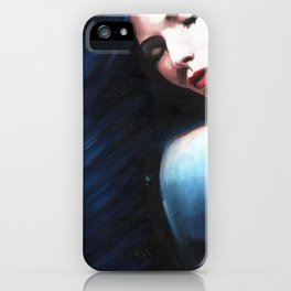 Starry Dreamer iPhone Case