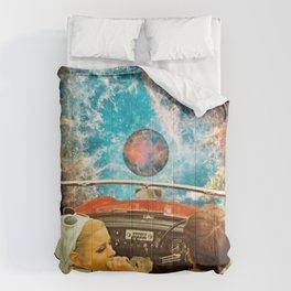 Space Riders Comforters
