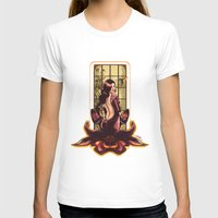 orchid T-shirts featuring ORCHID by Lorena Carvalho